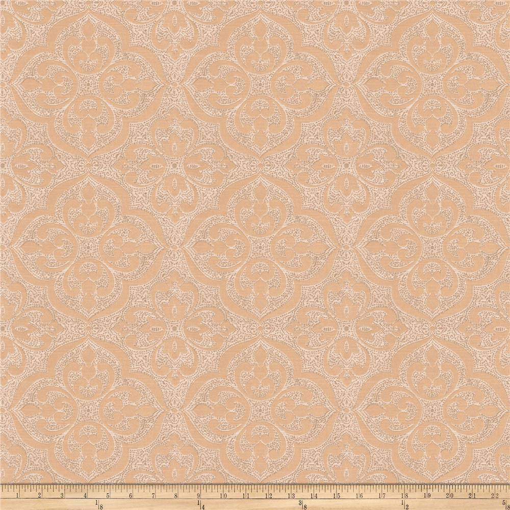 Fabricut Subscription Jacquard Cappuccino