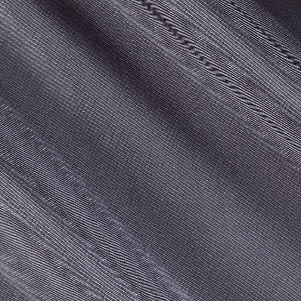 China Silk Polyester Lining Charcoal