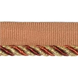 "Fabricut 3"" Amulet Cord Trim Copper"