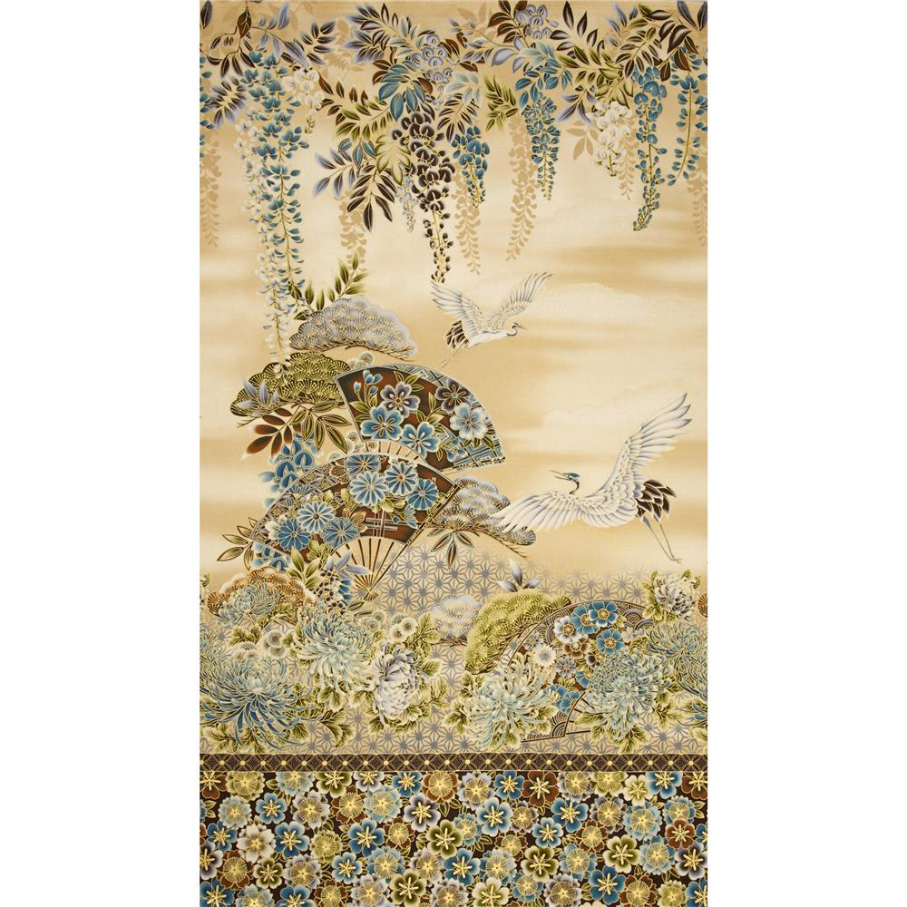"Imperial Metallic Imperial Panel 24"" Linen"