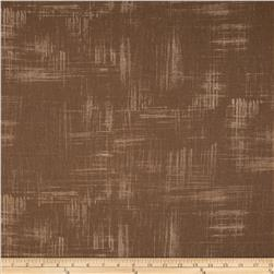 Michael Miller Painters Canvas Brown Fabric