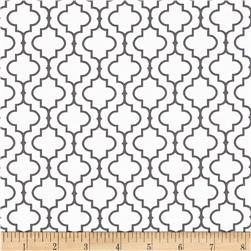 Robert Kaufman Metro 108 In. Wide Back Tile Grey