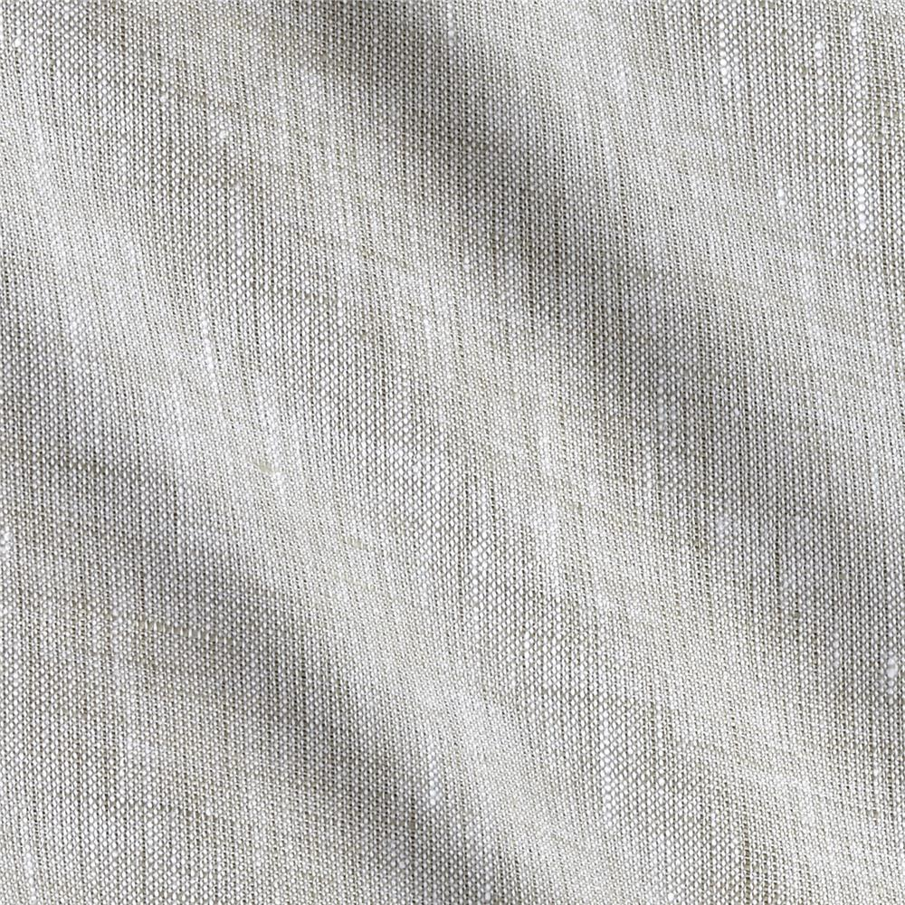 Telio Umbria Linen Taupe Solid Fabric By The Yard