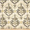 Swavelle/Mill Creek Izza Ikat Blend Graphite