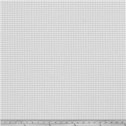 "Fabricut Chrissy 118"" Sheer Snow"