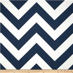 Premier Prints Zippy Slub Premier Navy Fabric