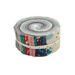 "Moda Hello World 2.5"" Jelly Roll"