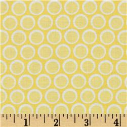 Brights & Pastels Basics Tonal Dots Light Yellow