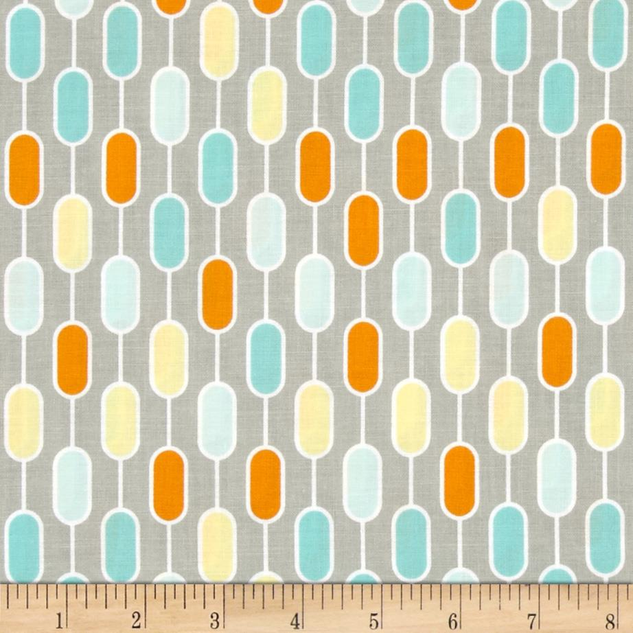 Riley Blake Little Ark Stripe Grey