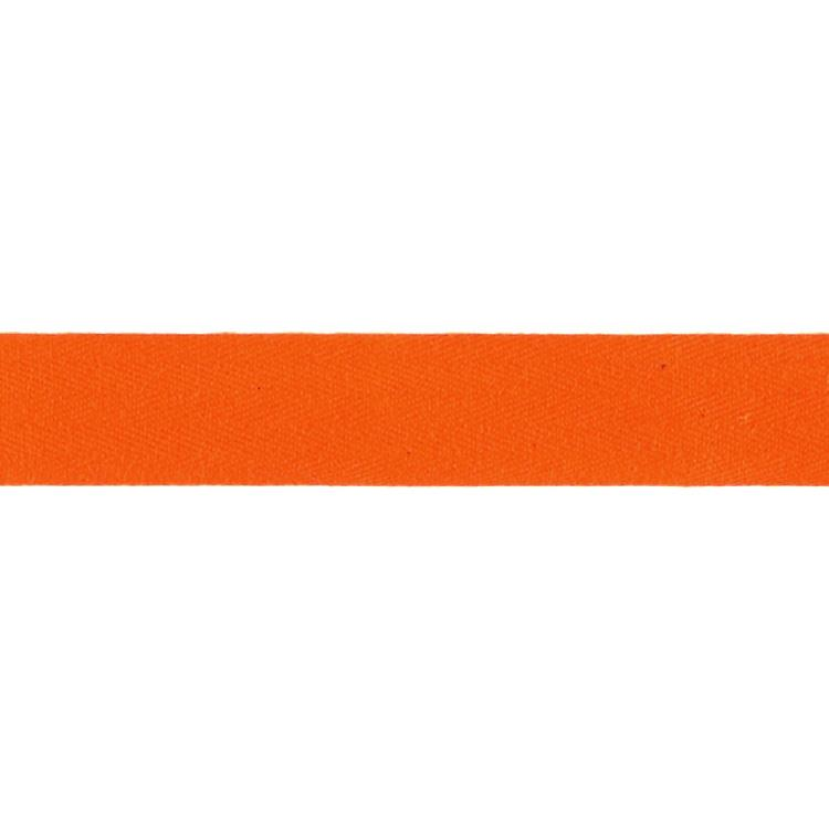 "Cotton Twill Tape Roll 1"" x 55 Yards Orange"