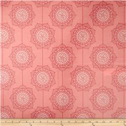 Riley Blake The Cottage Garden Laminate Wallpaper Pink