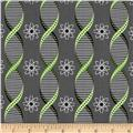 Mod Geek Stripe Atmosphere Dark Gray