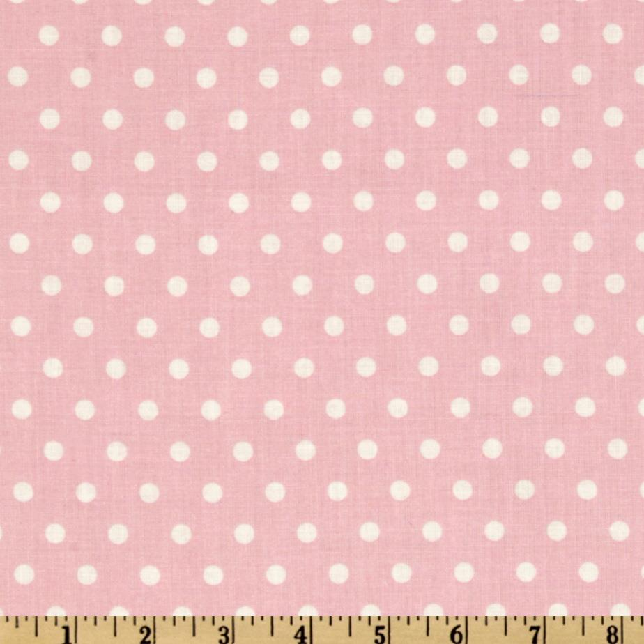 Petal French Dots Pink