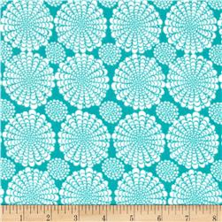 Valori Wells Ashton Road Flannel Flower Spray Peacock