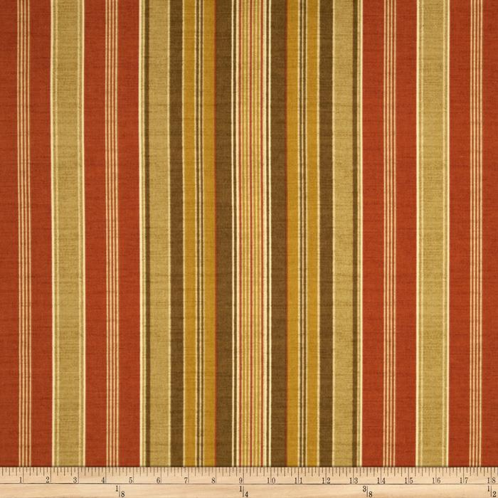 Tommy Bahama Home Vera Cruz Stripe Nutmeg