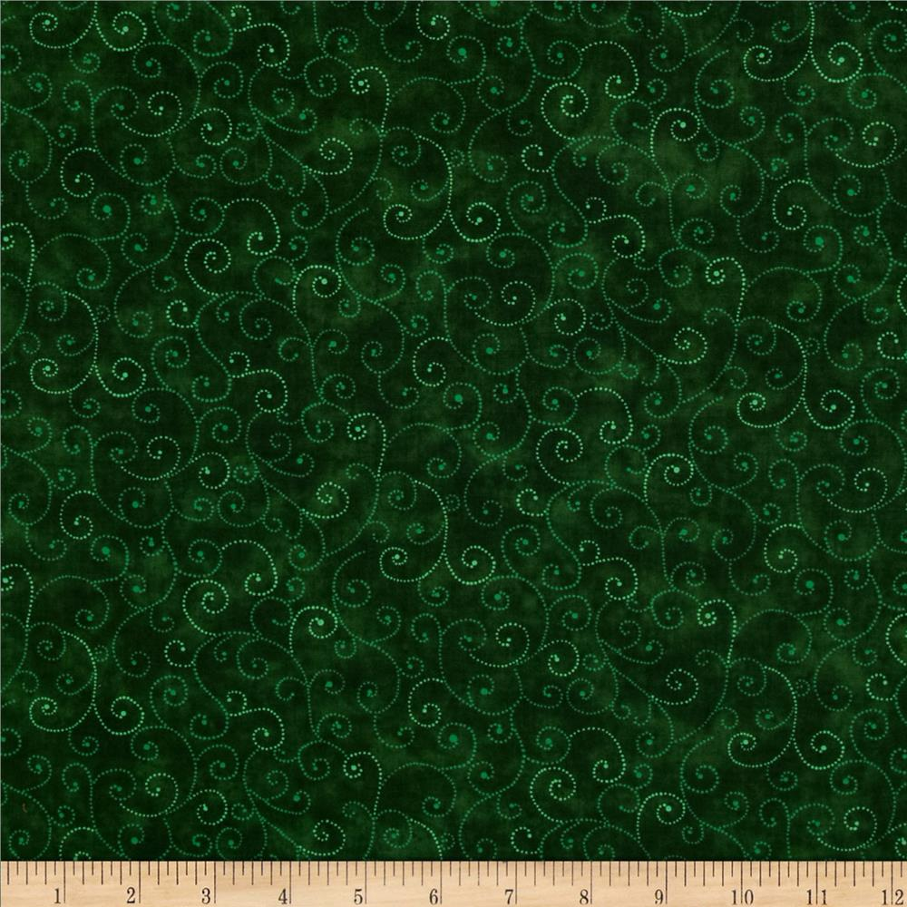Quilting fabric blenders greens discount designer fabric for Quilting material