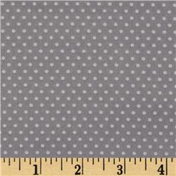 Riley Blake Willow Dot Grey