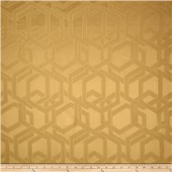 Kaslen Castleford Linked Jacquard Gold