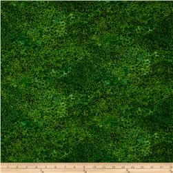 "Artisan Spirit Shimmer 108"" Wide Quilt Back Green"