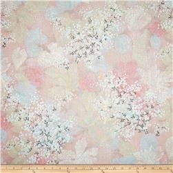 Michael Miller Spring Fling Bokashi Blossoms Confection