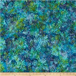 Bali Batiks Handpaints Flower & Leaf Aruba