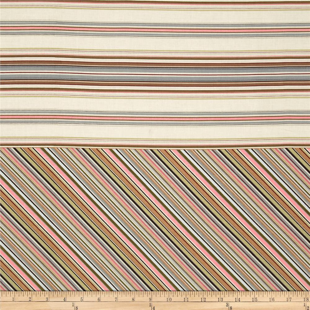 Awning Fabric Wholesale : Antoinette awning stripe blue discount designer fabric