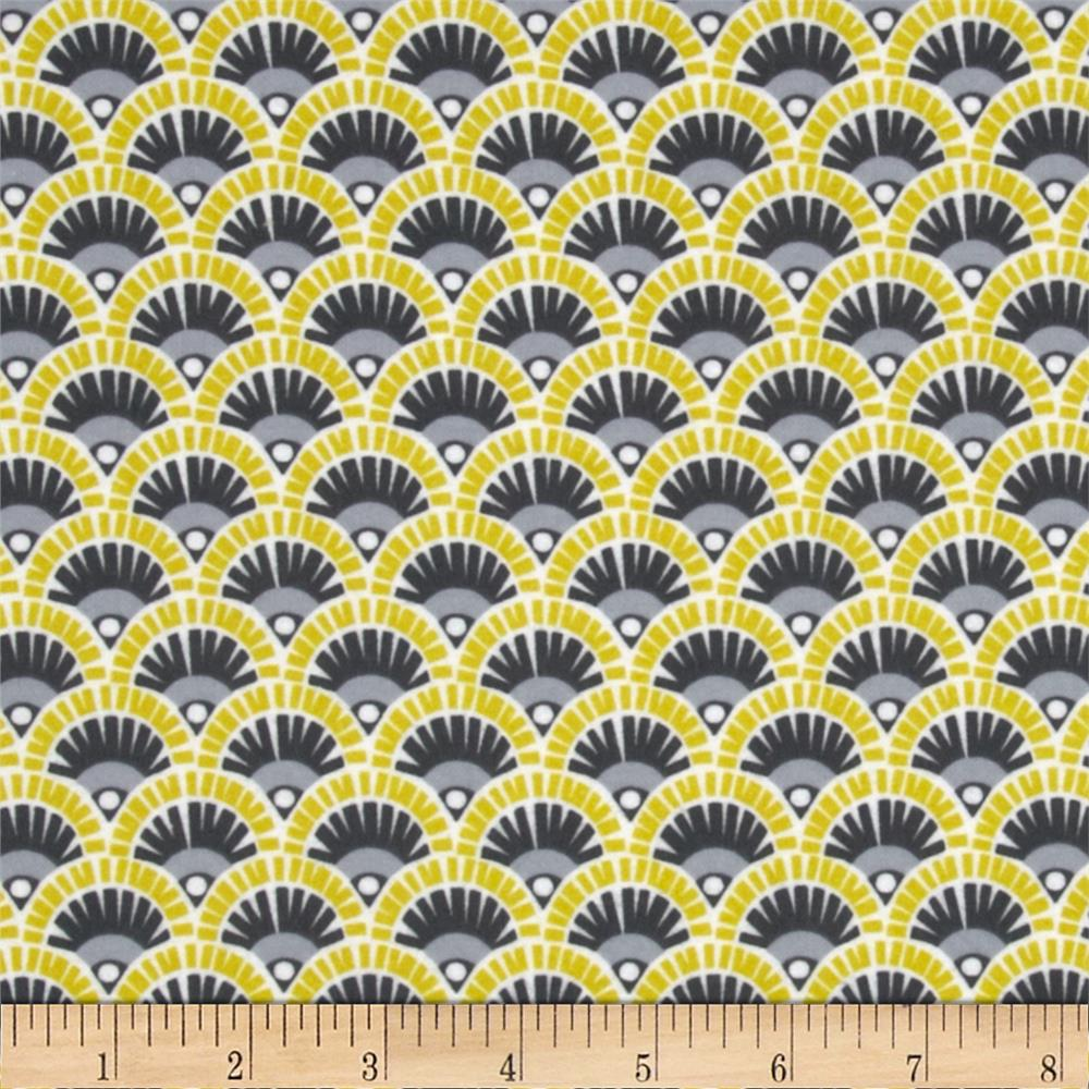 Michael Miller Pastel Pop Flannel Fannie Citron