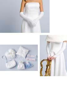 Kwik Sew Gloves, Gauntlets, Garters, Purse, Bags &