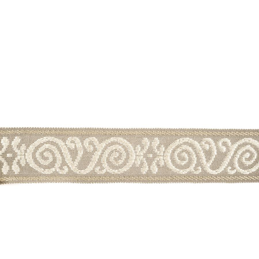 Mount Vernon 2'' Ornament Trim Hemp