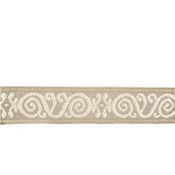 "Mount Vernon 2"" Ornament Trim Hemp"