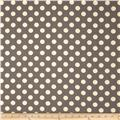 Riley Blake Home Décor Dots Grey