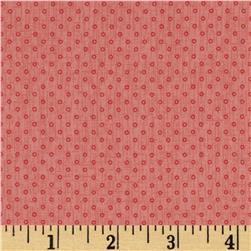 Lecien Kate Greenaway Coordinates Mini Dot Pink