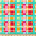 Kanvas Cool Girl Luv Plaid Multi