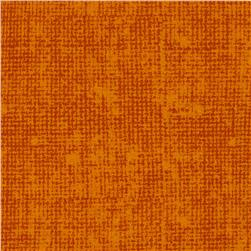 Poppy Delight Textured Solid Orange