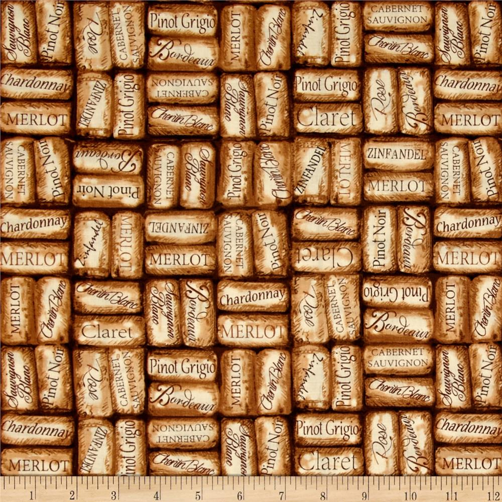 Timeless Treasures Packed Corks
