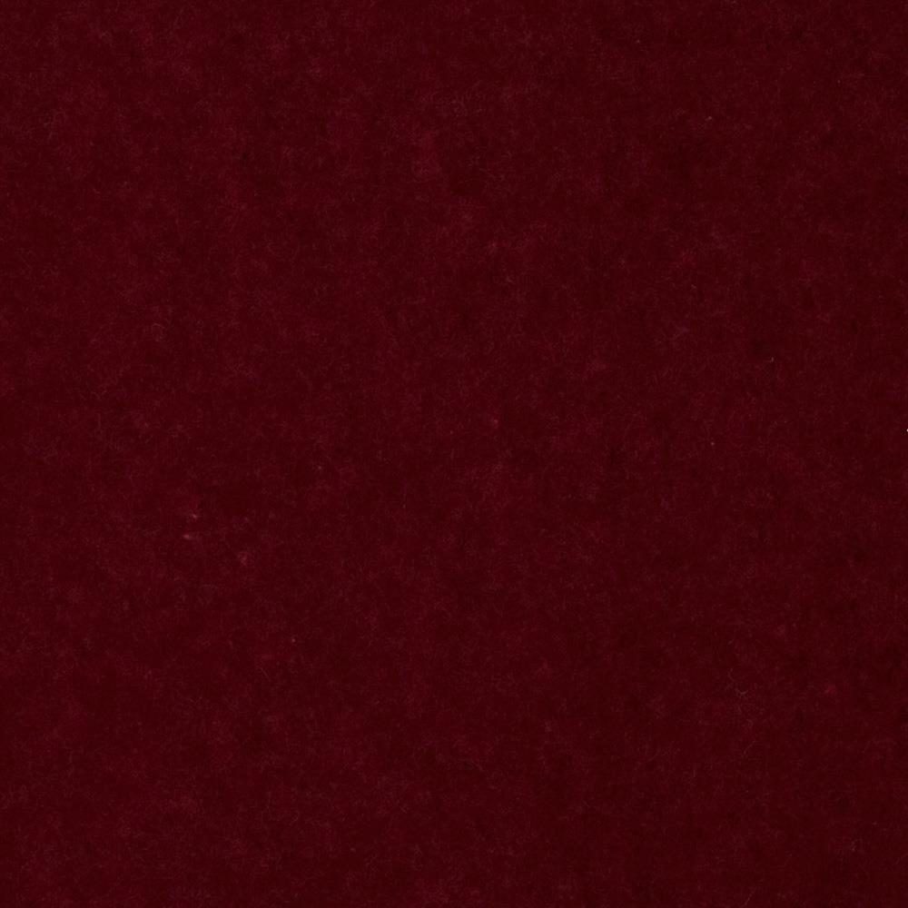 Sweatshirt Fleece Burgundy Fabric