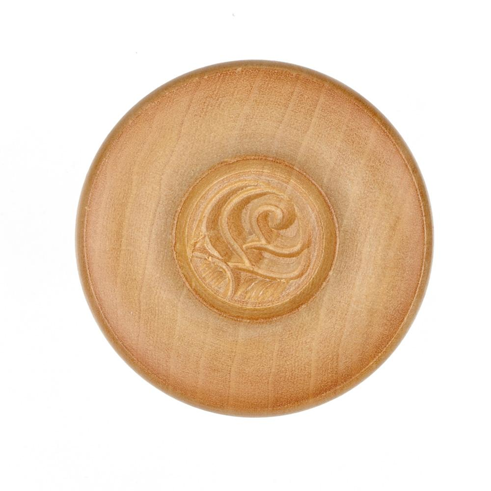 Wood Button 1 3/4'' Sultan Natural