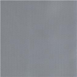 Oil Cloth Solid Silver