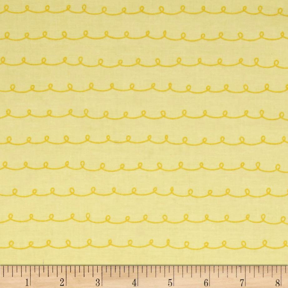 Penny Rose Dolly Curly Yellow
