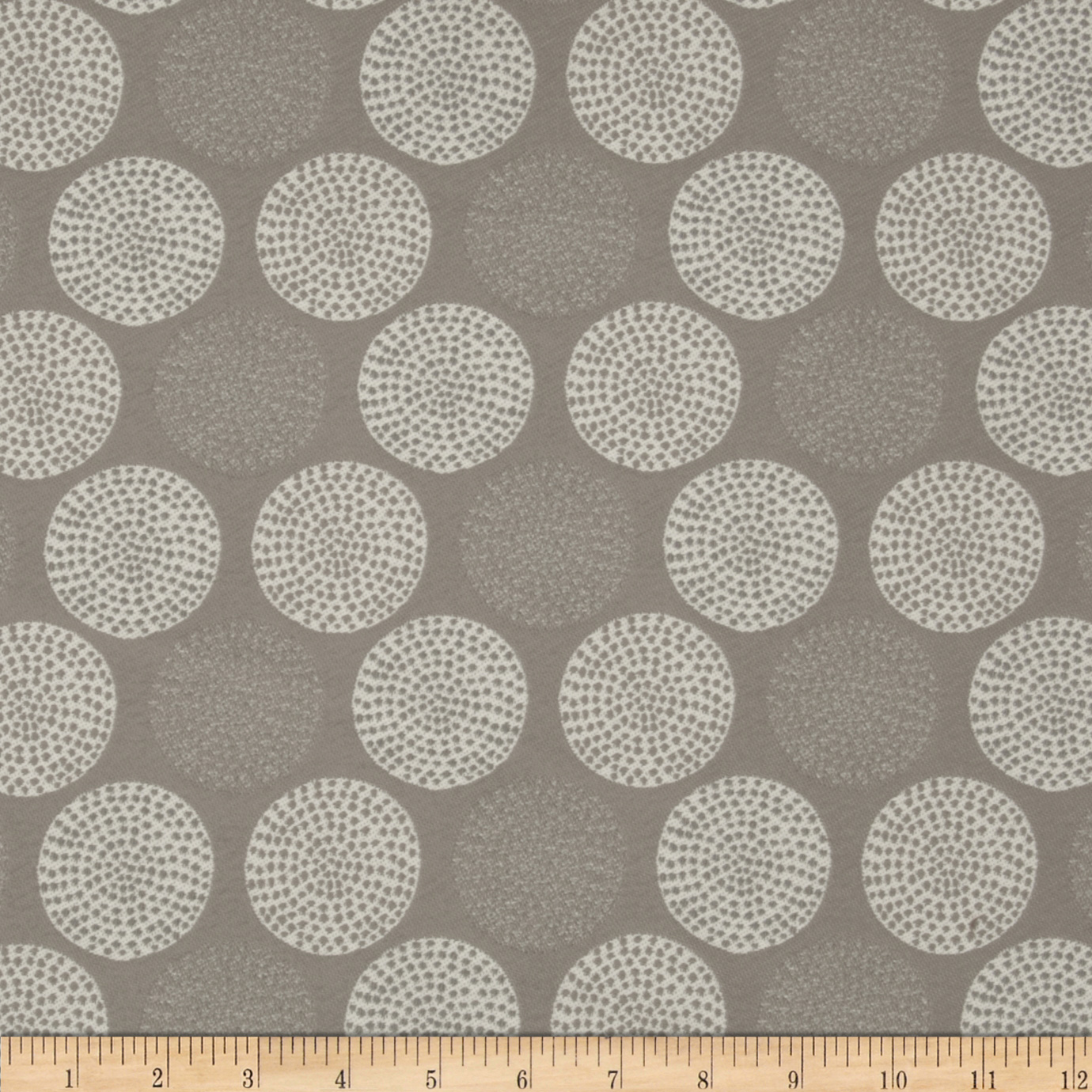 Duralee Home Circadian II Pewter Fabric