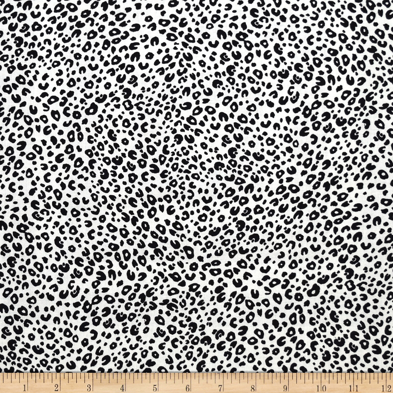 Fabric Follies Skin White/Black by Quilting Treasures in USA