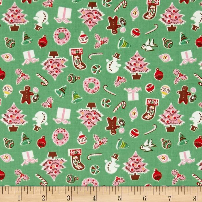 Penny Rose Little Joys Goodies Green