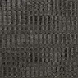 100% European Linen Suiting Smoke Grey