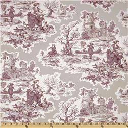 P Kaufmann Scenic Toile Twill Powder