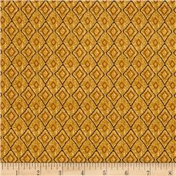 Bear Paws Diamond Weave Honey
