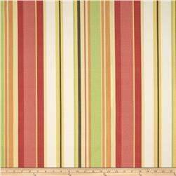 Dwell Studio Indoor/Outdoor Cabana Stripe Coral
