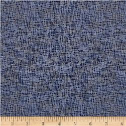 Moda True Blue Grid Admiral's Blue