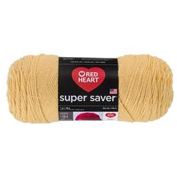 Red Heart Super Saver Yarn 320 Cornmeal