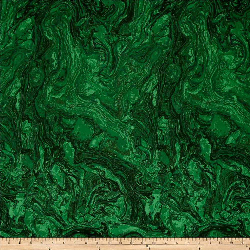 118 wide quilt back marble emerald discount designer for Quilting material