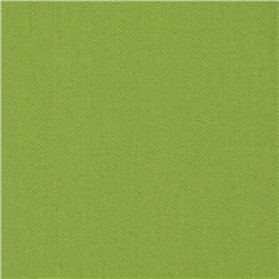 Eco Twill Lime Green